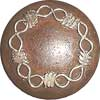 Western Conchos, Barbed wire, 1.5""