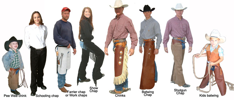 Chaps on models