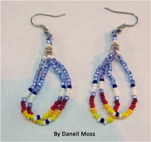 How to Make Bead Earrings in Indian Patterns? - Ask.com