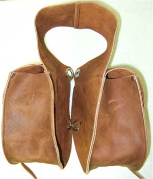Western Style Saddle Bags Trend