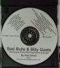 Bad Bulls & Billy Goats, Cowboy poetry by Bob Schild, audio cd