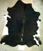 Hides, Hair on cowhide #18, size medium